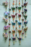 Индийская гирлянда со слонами, СПб