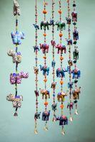 купить индийскую гирлянду со слонами, Санкт-Петербург