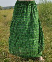 Длинная зеленая юбка купить в СПб, Интернет-магазин Инд Базар ру