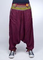 Непальские штаны афгани с вышитым поясом, женские и мужские, Москва