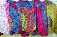 Индийские штаны алладины с мандалой