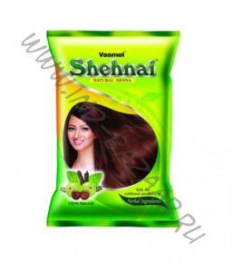 ХИТ! Индийская хна для волос Vasmol Shehnai Natural Henna, 150 г