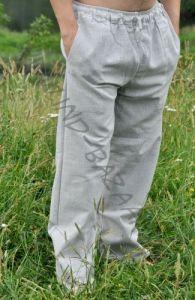 Разные цвета! Мужские прямые штаны из органического хлопка (Москва)