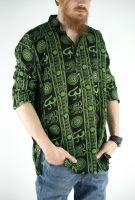 Мужская хлопковая рубашка, 750 руб., интернет магазин Москва